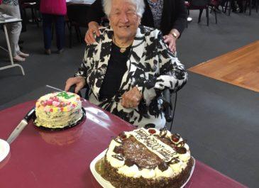 Happy Birthday Peggy!