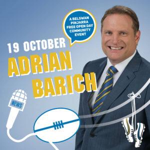 Adrian Barich