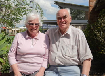 Meet our Residents Joe and Pat Barr