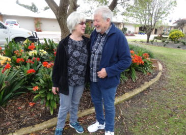 Meet our Residents Max and Maureen McWaters
