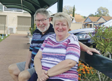 Meet our Belswan Residents Sandra & David