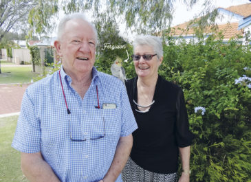 Meet our Belswan Residents Murray & Karen