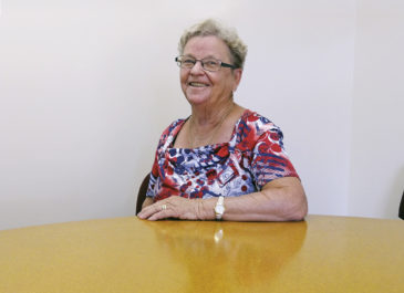 Meet our Belswan Resident Carole