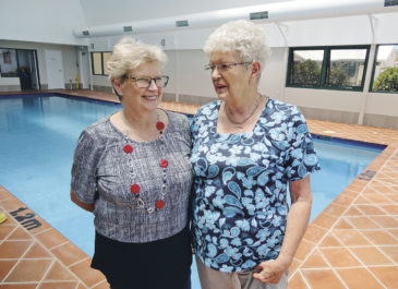 Meet our Belswan Residents Meryl & Roma