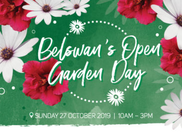 Belswan's Open Garden Day
